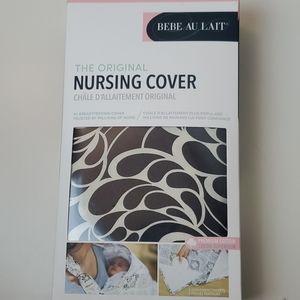Nursing cover, the original. BEBE AU LAIT